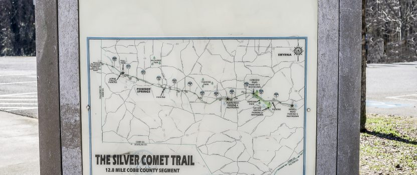 New Trails for Mableton!