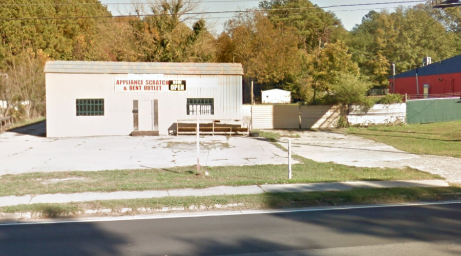 Zoning Application – Mableton Center at 6145 Mableton Parkway