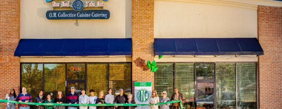 MIC Ribbon Cutting for Sabores Boutique Cafe Expansion