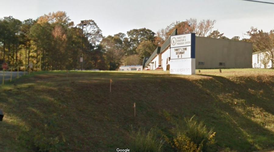 Zoning Application – Family Life Restoration Center (LUP-14)