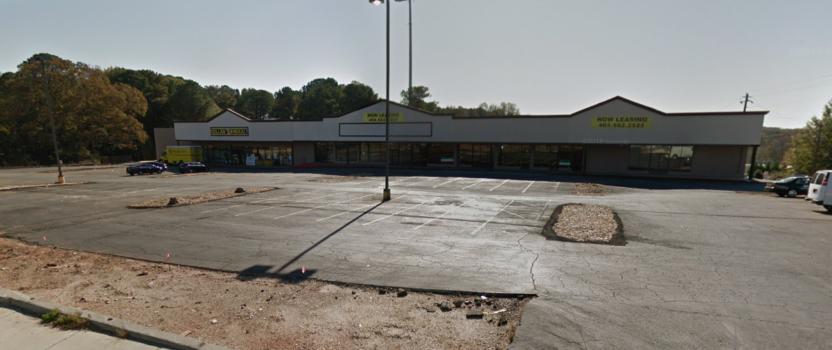 Zoning Application – Hilltop Shopping Center