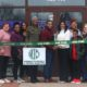 MIC Green Ribbon Cutting – Barbie's Shoe Closet