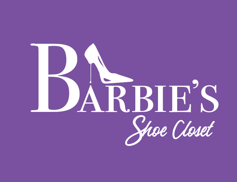 Barbies shoe closet