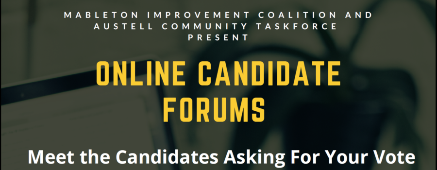 MIC and ACT Join to Host Online Candidate Forums in May