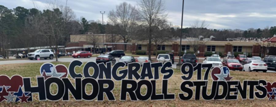 Celebrating Student Success at Pebblebrook High School