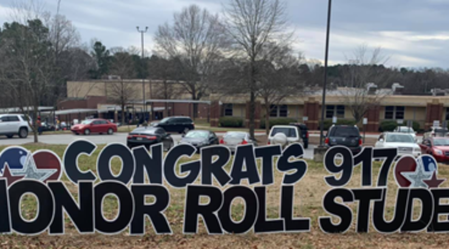Celebrating Student Success at Pebblebrook High School